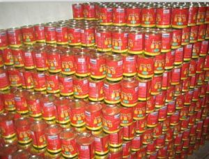 2013 New Corp Tomato Paste 1000g Packed in Tins
