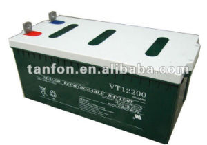 12V 80ah100ah120ah150ah200ah Free Maintance Lead Acid Battery/Rechargeable Battery Long Life/UPS Battery pictures & photos