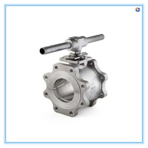 Exhaust Stainless Steel Wafer Type Butterfly Valve pictures & photos