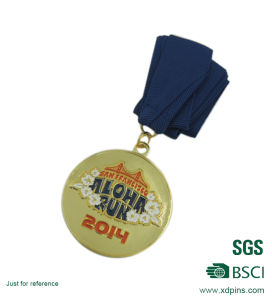 Promotional Price Metal Medal Names in Zhongshan pictures & photos