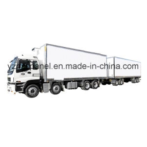 Competitive Price FRP Refrigerated Truck Body pictures & photos
