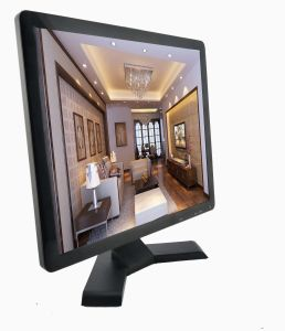 17inch Desktop LCD Monitor with VGA USB pictures & photos