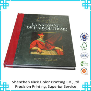 Hardcover Book Casebound Offset Printing Services