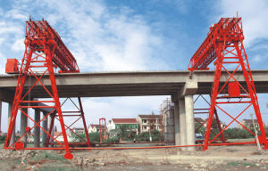 Workshop & Yards Gantry Crane (QM) pictures & photos