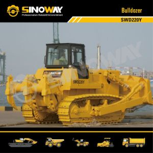 Bulldozer With Cummins Engine (SWD220Y) pictures & photos
