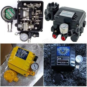 Yt1000r Rotary Electropneumatic Positioner China Factory pictures & photos