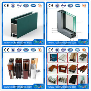 Rocky Wholesale Professional Service Aluminium Sliding Window Profiles pictures & photos