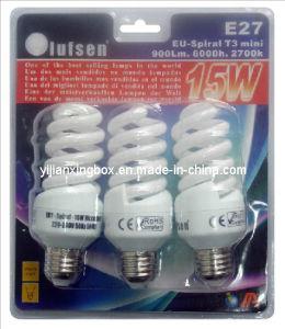 China Plastic LED Lamp Blister Packaging Box - China Plastic Box, Packaging Box