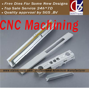 Aluminum CNC Profile Based Client Required