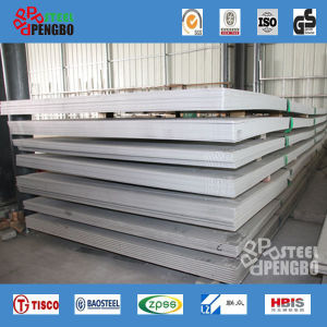 201 Premium Quality Stainless Steel Plate pictures & photos