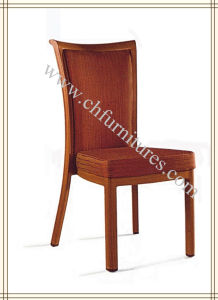 Fabric Hotel Wooden Chair Living Room Chair (YC-E67) pictures & photos