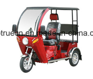 Hotsale Handicapped Tricycle for 3 Persons pictures & photos