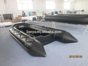 Liya PVC Inflatable Boat Military Rubber Boats Inflatable Speed Boat pictures & photos