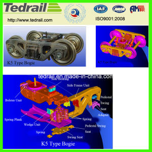 Rtstd K5 Type Bogie pictures & photos