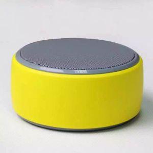 Round Shape Mini Portable Bluetooth Wireless Speaker pictures & photos