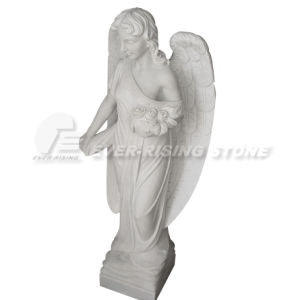 Marble Angel Statue, Angel Carving