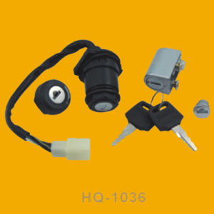 OEM Motorbike Ignition Switch, Motorcycle Ignition Switch for Hq1036 pictures & photos