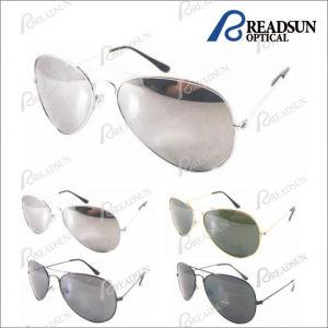 Promotion Bridge Metal Sunglasses ,Sunglasses with Revo Protection (SM603016) pictures & photos
