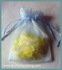 High Quality Organza Candy Chocolate Gift Bag for Wedding Party