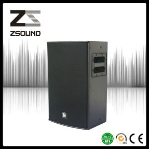 Zsound R15P 15 Inch Self-Powered Active Nightclub Speaker System Integrator pictures & photos