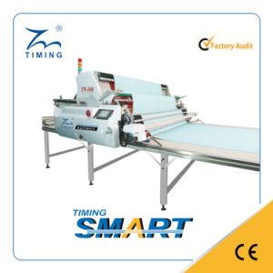 Fabric CNC Spreading Machine with Cloth Auto Cutting Device