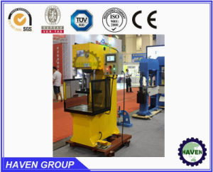 C type & manual type hydraulic press machine pictures & photos