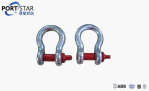 G 209 3.25t Bow Shackles