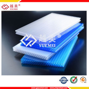 High Environmental Plastic Polycarbonate Honeycomb Panels Price pictures & photos