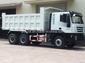 Hongyan Iveco Genlyon 6X4 380HP Dump Truck (CQ3254HTG384)