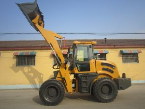 Neo S300 3ton Wheel Loader with Snow Blade pictures & photos