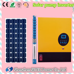 15kw/20HP 220V/380V AC Solar Inverter (SGY15KH) pictures & photos