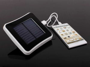 Portable Solar Window Battery Mobile Panel Charger for iPhone pictures & photos