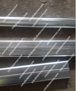 Post Tension Stitching Steel Flat Duct pictures & photos