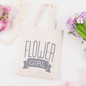 Simply Printed Cotton Shopping Bag pictures & photos