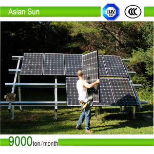 Single-Axis Solar Tracking System pictures & photos