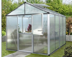 Low Cost Beautiful PC Sheet Garden Greenhouse pictures & photos