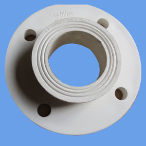 as/Nz Standard PVC Flange Water Supply PVC Pipe Fitting pictures & photos