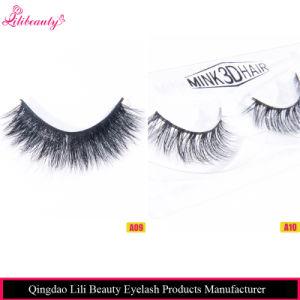 Free Sample 100% Mink 3D Hair False Eyelash Natural Eyelash pictures & photos