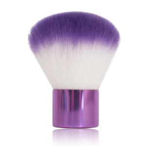 Colored Kabuki Cosmetic Makeup Brush with Synthetic Hair pictures & photos