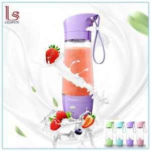 Mini Portable Blender Bottle USB Electric Fruit Juicer pictures & photos