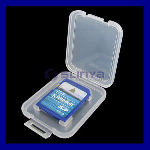 High Quaity Plastic SD Memory Card Holder Case pictures & photos