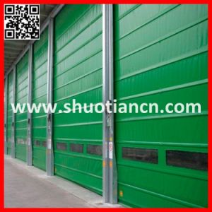 Automatic Industry Heavy Duty High Speed Roll up Fast Door (ST-001) pictures & photos