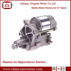 Automobile Motor Parts 12V Nippon Denso Starter with Brushes pictures & photos