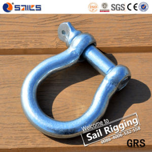 Galvanized European Type Large Bow Shackle pictures & photos