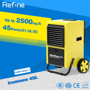 45pints Industrial Commercial Dehumidifier with Timing/ Big Wheel