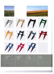 Precision Casting Steel Combine Harvester Knife Guard pictures & photos