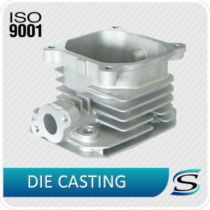 OEM Design Parts Aluminum and Zinc Die Casting pictures & photos
