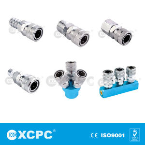 Push in Pneumatic Fitting pictures & photos