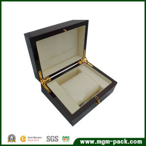 The Latest Research Luxury Wooden Watch Box pictures & photos