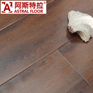12mm High Gloss (Great U Groove) Laminate Flooring (AM5563) pictures & photos